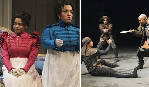 Two plays directed by women of color offer a fresh take on two classics as the Oregon Shakespeare Festival opens ...