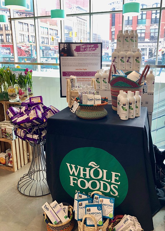 Food Bank For New York City partnered with celebrity chef, author and board member Katie Lee to launch Woman to ...