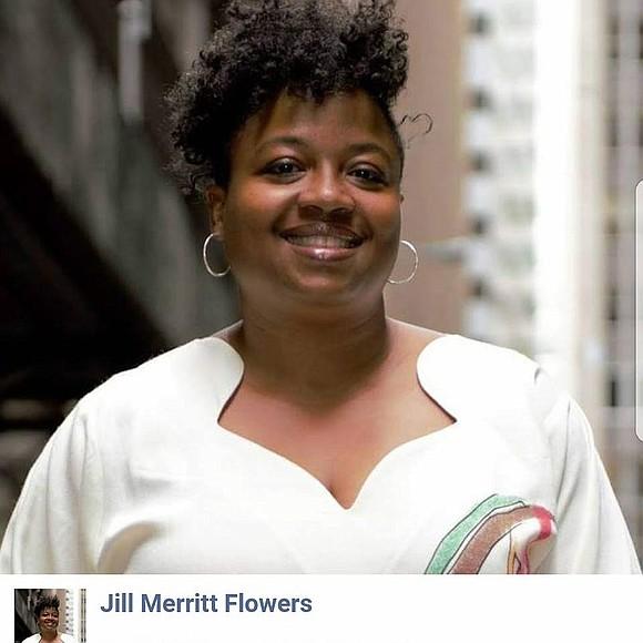 """I consider myself a soul activist,"" said Jill Flowers."