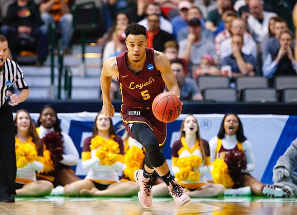 One by one, some of college basketball's perennial powerhouses were picked off in the opening rounds of the NCAA Division ...