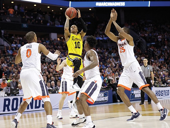 The University of Virginia basketball team seemed ticketed for a magic carpet ride to the NCAA Final Four in San ...