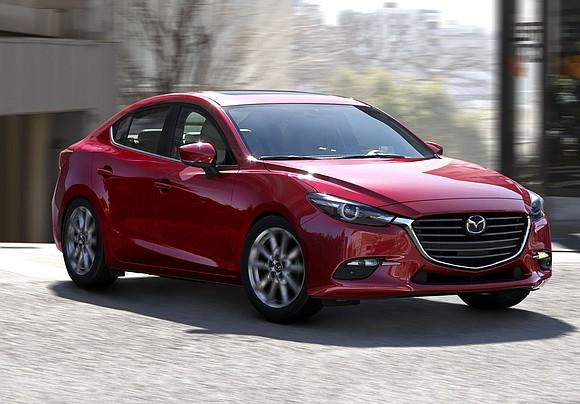 After test driving several Mazda hatchbacks and crossover models, a Mazda3 sedan finally showed up at the door. I found ...