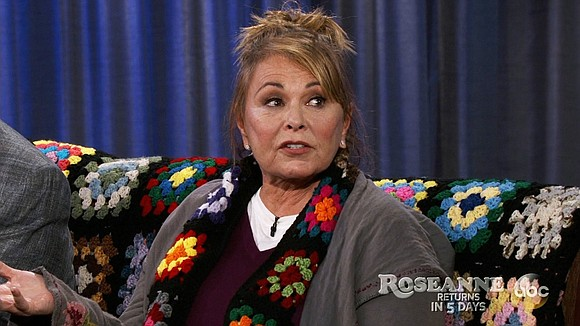 """ABC canceled its hit sitcom """"Roseanne"""" on Tuesday after the show's biggest star, Roseanne Barr, went on a racist Twitter ..."""