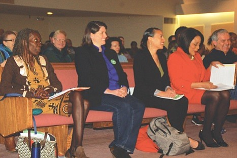 Diverse group of candidates advocate for change on hot topic issues like homelessness, gentrification and racism