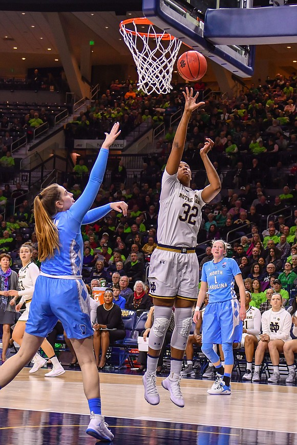 The hub of Division I women's basketball action moves to Columbus, Ohio, for the NCAA Women's Final Four.