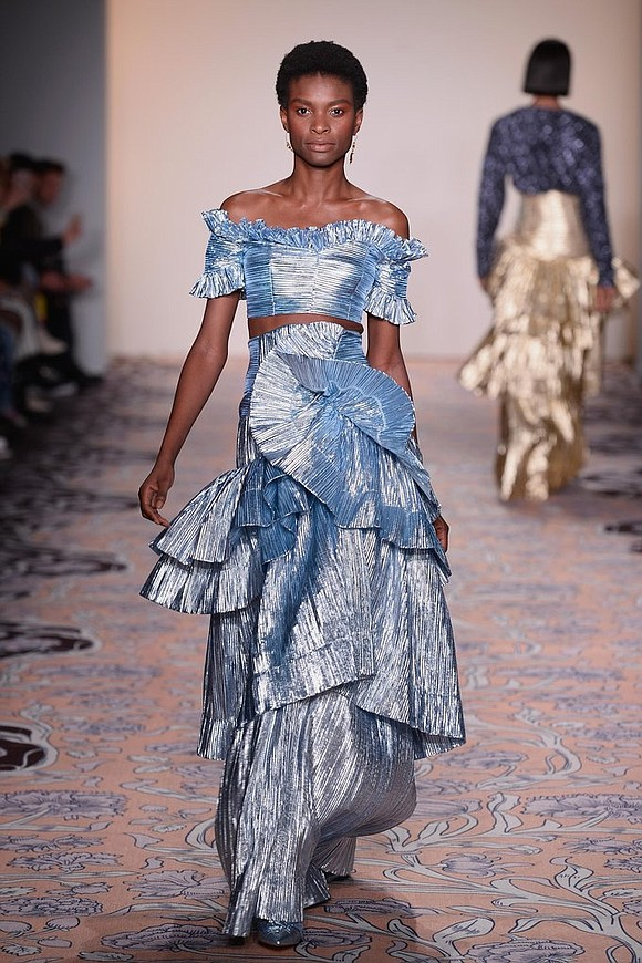 Sophisticated Shapes And Designer News For Fall 18 New York Amsterdam News The New Black View