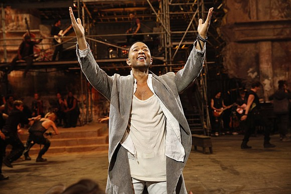 "Oh Lord, was there anything better than Chrissy Teigen tweeting during ""Jesus Christ Superstar Live in Concert""?"