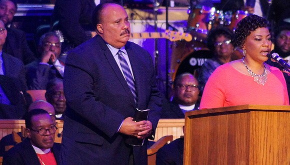 Last Thursday, Feb. 11, the Mexican government announced that Martin Luther King III would be traveling to the state of ...