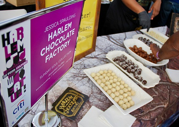 Although these showers might put a damper on your April days, May again brings the fourth annual Harlem EatUp! Festival, ...