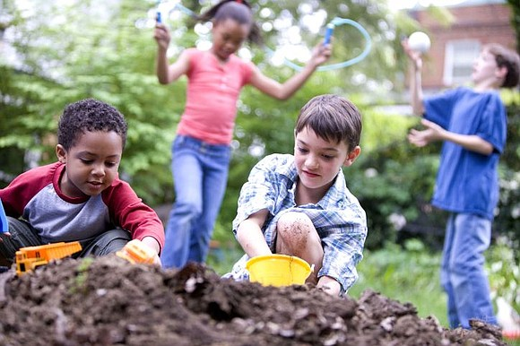 In this column today, I would like to dwell on the many folks who have contributed toward children's well-being.