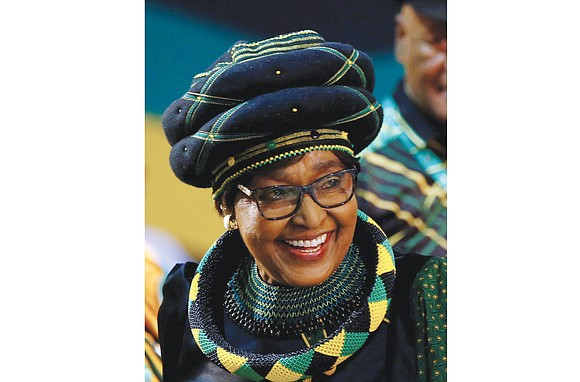 Winnie Madikizela-Mandela, who emerged as a combative anti-apartheid campaigner during her former husband Nelson Mandela's decades in jail but whose ...