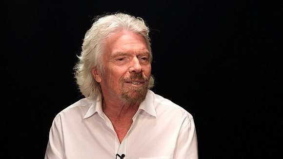 Richard Branson's spaceship fired up its rocket engine Thursday, marking the first powered test flight for the company since a ...