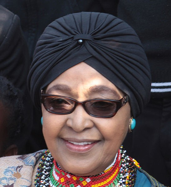 The House of the Lord Church in Brooklyn hosted a memorial service for the late Winnie Mandela.
