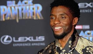 """Black Panther"" star Chadwick Boseman (Albert L. Ortega   Getty Images)"