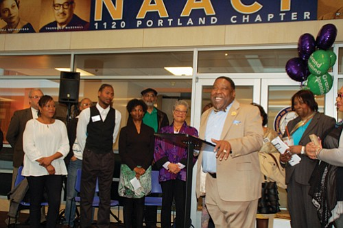 The Portland branch of the NAACP applauds policy accountability bills passed in the Legislature's historic special session last week
