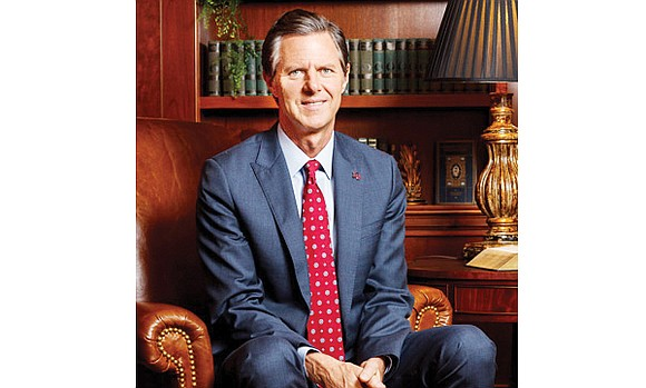 Liberty University President Jerry Falwell Jr. stifled an effort by the school's newspaper to report on an event last weekend ...