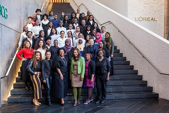 L'Oréal USA recently hosted 13 high school and 26 college students at its Hudson Yards headquarters for the New York ...
