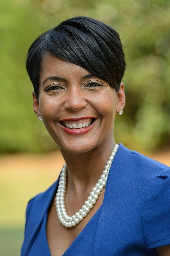Last November in a hotly contested race, Keisha Lance Bottoms – a Black woman – became..