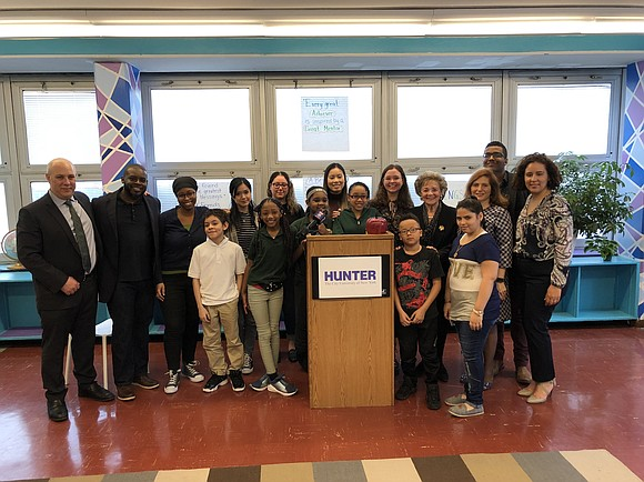 Recently, Hunter College announced a new partnership with The New York State Mentoring Program, which provides Hunter College undergraduates the ...