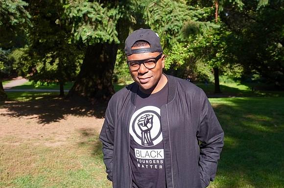 Marceau Michel and Kathryn Brown are Black entrepreneurs in...