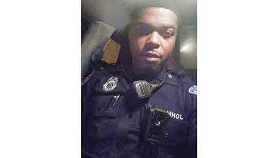 Fox News is reporting that a Black police officer was shot and killed inside his own home in Forrest..
