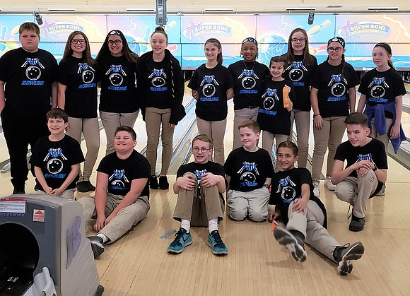 The Troy Middle School Boys Bowling Team placed 5th at the recent IESA State Bowling Tournament, and the William B. ...