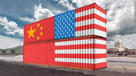 The world's two biggest economies are now at war over trade. China accused the United States of firing the first ...