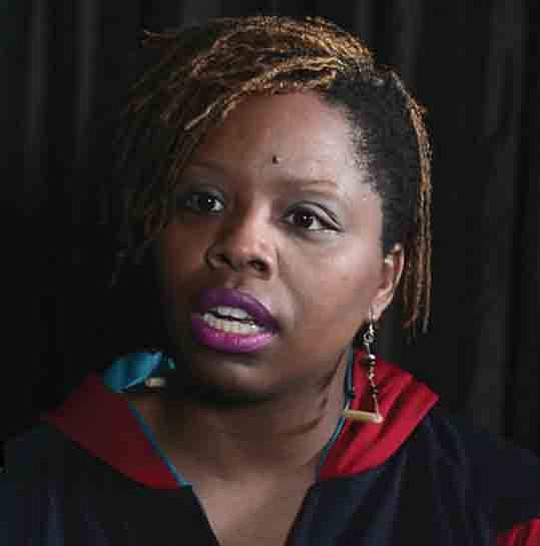This week, Black Lives Matter co-founder Patrisse Cullors helped launch the Justice Teams..