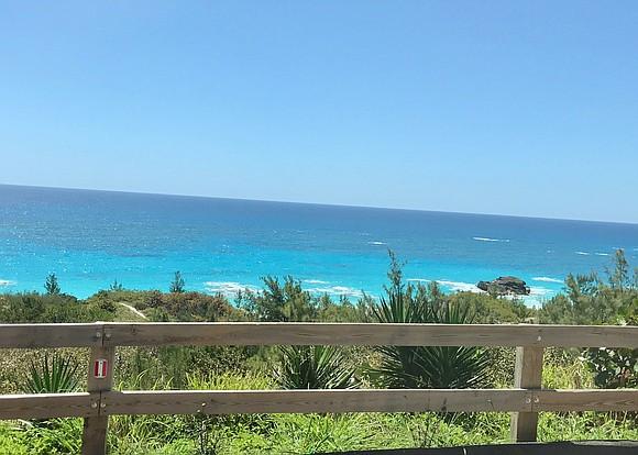 Day 2 in Bermuda at the Hamilton Princess and the last full day to soak in all the sun, fun ...