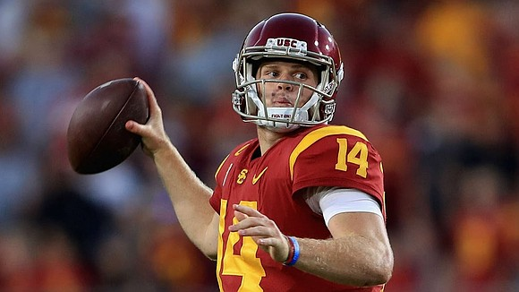 Maybe Darnold's 13 interceptions and nine fumbles last season at USC makes Allen a higher draft pick in his mind, ...
