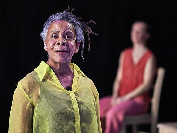 Bebe Miller is a New York treasure and, for decades now, one of New York's really curious dance makers.