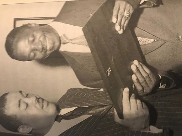 Bill Rowe, a war correspondent, influential columnist and publicist