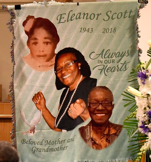 Former police officer, beloved mother and entrepreneur, Eleanor McNeal Scott died March 31. Her family arranged her funeral at the ...