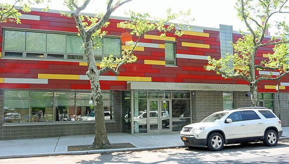 """""""The community is feeling elated with the opening of The Prince Joshua Avitto Community Center,"""" said Andre T. Mitchell, executive ..."""