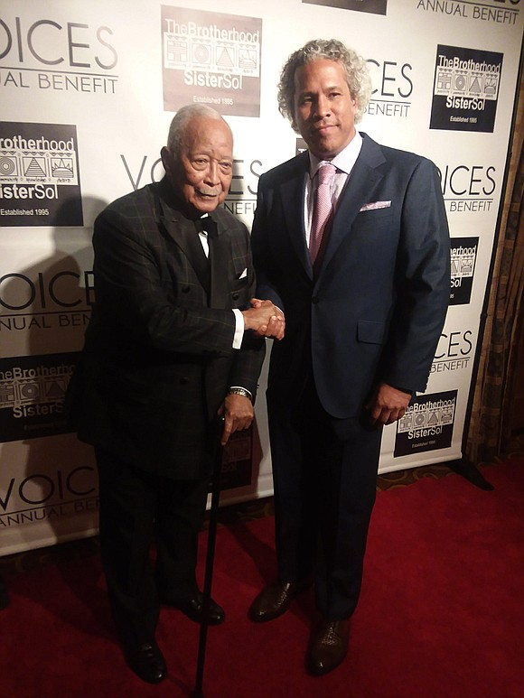 Harlem-based youth organization Brotherhood/Sister Sol recently hosted its 14th annual VOICES benefit gala.
