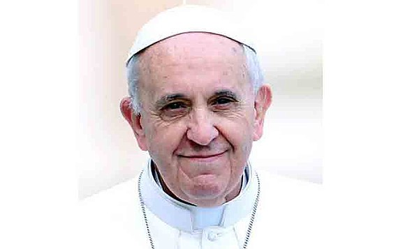 """Pope Francis said he has thought about when it might be time to """"take leave"""" of his flock."""