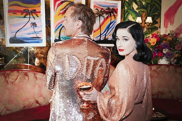 Born out of a time capsule from Hollywood's golden era, glamour girl and burlesque goddess, Dita Von Teese has been ...
