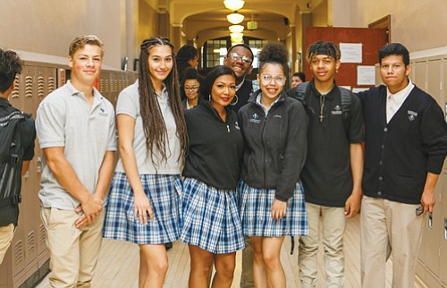 De La Salle North Catholic High School is inviting community members to help in the search for a new school ...