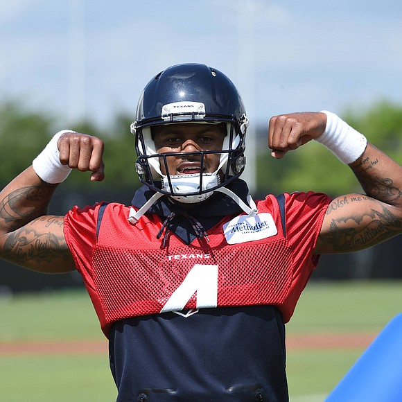 Houston Texans Training Camp presented by XFINITY will hold open practices at the Houston Methodist Training Center in Houston on ...