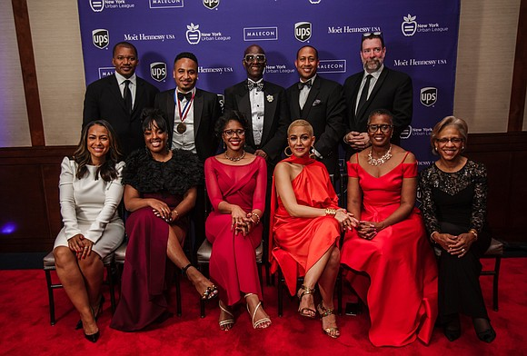 The New York Urban League celebrated its 53rd annual Frederick Douglass Awards Tuesday, May 15 at Pier Sixty in Manhattan.