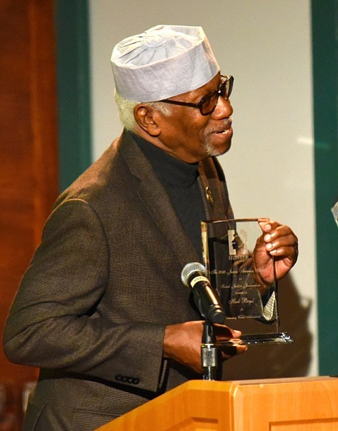 Monday, May 21, Amsterdam News contributor Herb Boyd was bestowed with the Outstanding Career Achievement Award during the 2018 James ...