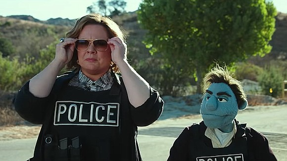 """The company behind """"Sesame Street"""" is suing the makers of Melissa McCarthy's upcoming raunchy comedy, """"The Happytime Murders,"""" for referencing ..."""
