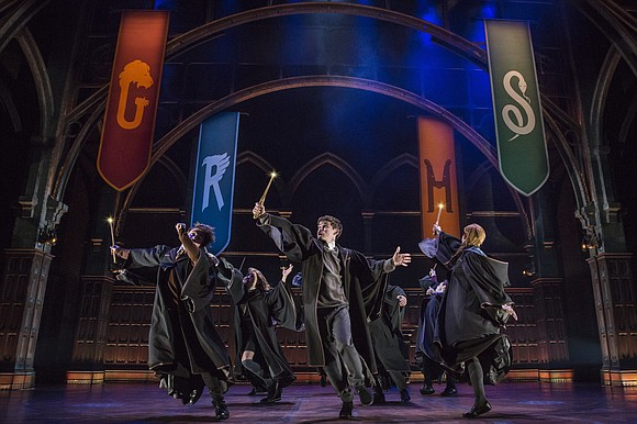"I am potty about Potter and you will be too! ""Harry Potter and the Cursed Child, Parts One and Two"" ..."