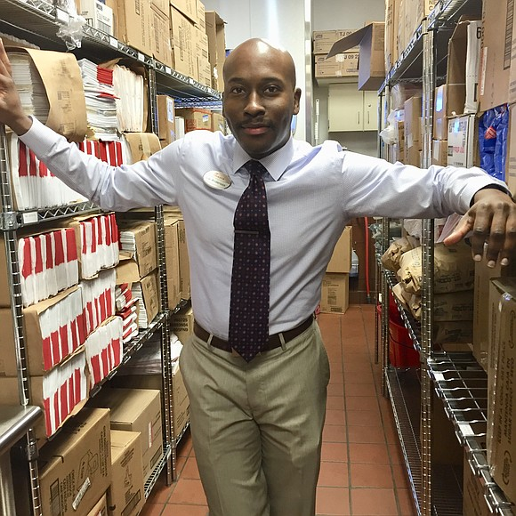 In August 2018, 29-year-old Joe Anderson will open Chick-fil-A 45 & Almeda as the youngest African-American Chick-fil-A Owner-Operator in Texas. ...