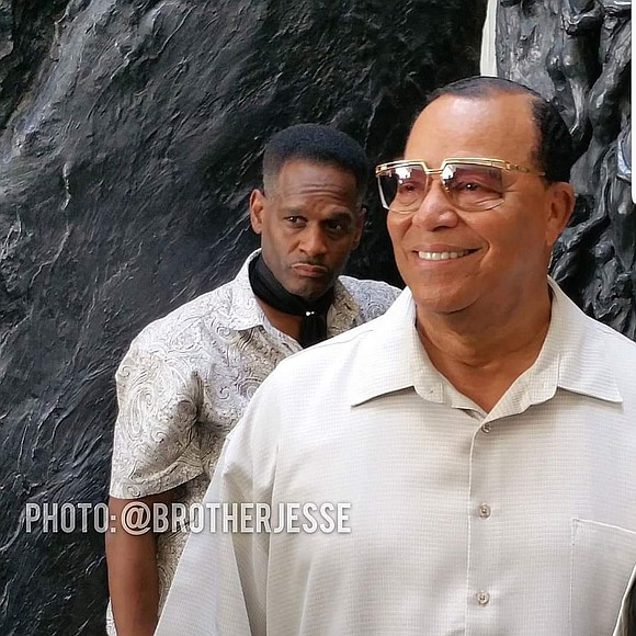 The Nation mourns the passing of Louis Farrakhan Jr., the oldest child of the leader of the Nation of Islam, ...