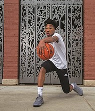 Tacoma-based ninth grader Omari Maulana, who is part of Nate Bowie's Adidas International elite 16U team playing out of Portland, was selected as one of the top ninth grade basketball players in Washington, got an invite to an elite Crossroads basketball competition in Indianapolis, Indiana, and has already had interest from college recruiters.