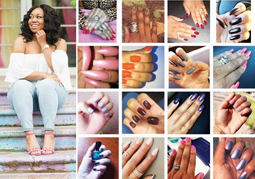 Portland native Kalauna Carter is making waves in cosmetics by helming an environmentally, cruelty free, nail polish business called Kolors ...