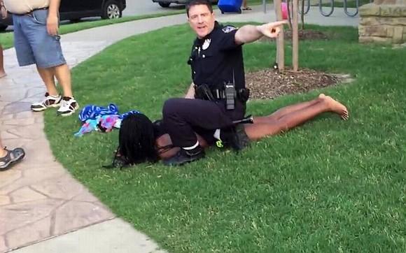 Remember back a few years ago when an overzealous cop...