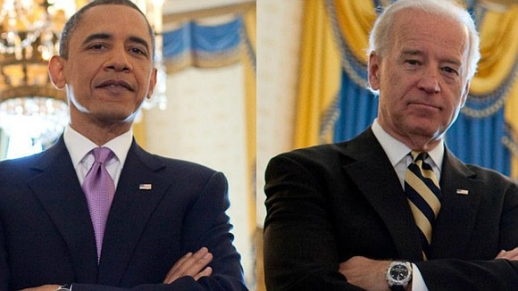 """Former President Barack Obama and Vice President Joe Biden both denounced the Trump administration's """"zero-tolerance"""" policy that is contributing to ..."""