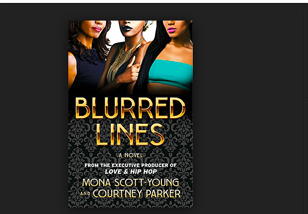 """""""Blurred Lines"""" by Mona Scott-Young and Courtney Parker"""